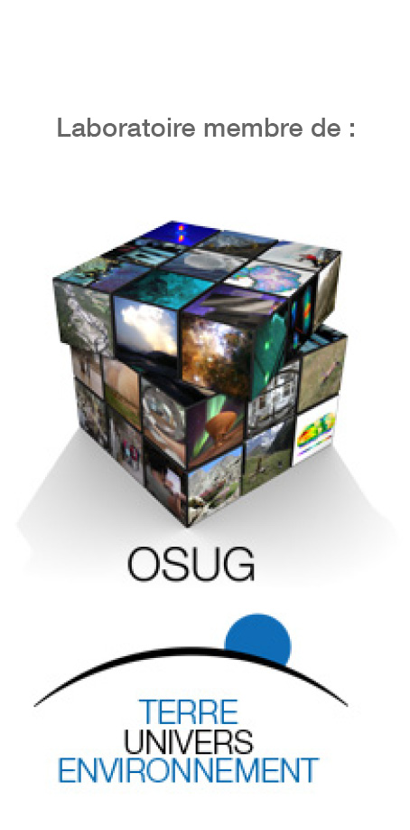 OSUG - Terre Univers Environnement